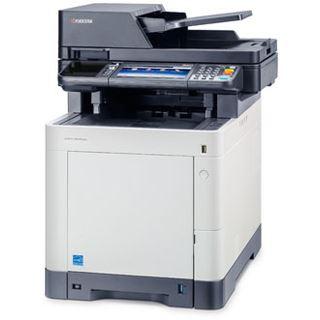 Kyocera Ecosys M6035cidn Farblaser Drucken/Scannen/Kopieren Cardreader/LAN/USB 2.0
