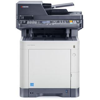 Kyocera Ecosys M6030cdn Farblaser Drucken/Scannen/Kopieren Cardreader/LAN/USB 2.0