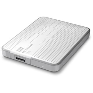 "500GB WD My Passport Ultra WDBWWM5000AWT-EESN 2.5"" (6.4cm) USB 3.0 weiss"