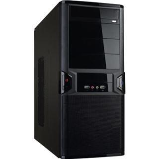 Delux MQ870 Midi Tower 480 Watt schwarz