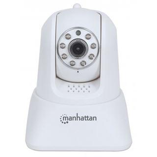 Manhattan HomeCam Indoor HD WLAN Nachtsicht mit App