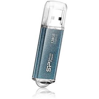 128 GB Silicon Power Marvel M01 blau USB 3.0