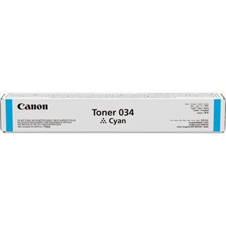 Canon Toner 034 cyan
