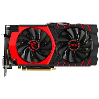 2GB MSI Radeon R9 380 Gaming 2G Aktiv PCIe 3.0 x16 (Retail)