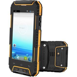RugGear RG600 Dual Sim 4 GB schwarz/gelb