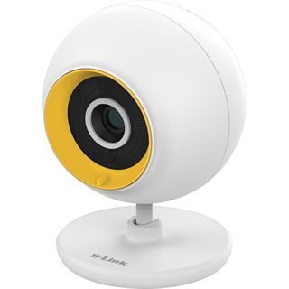 D-Link IP Kamera WLAN-N 4x digital Zoom EyeOn Pet Monitor Junior DCS-800L