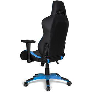 AKRacing Premium Plus Gaming Chair - blau