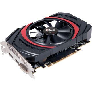2GB Club 3D Radeon R7 360 Aktiv PCIe 3.0 x16 (Retail)
