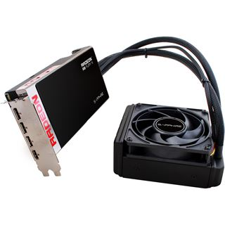 4GB Sapphire Radeon R9 FURY X Hybrid PCIe 3.0 x16 (Full Retail)