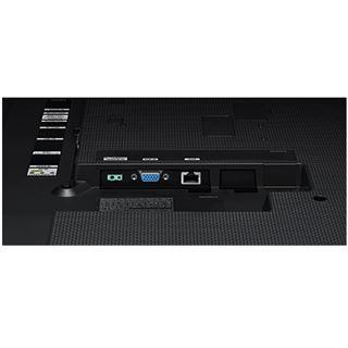 "48"" (121,92cm) Samsung Smart Signage DB48E schwarz 1920x1080 1xDVI / 1xHDMI 1.3 / 1xVGA"