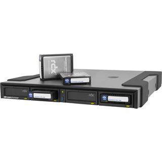 Tandberg Data RDX QuikStation 4 4-dock 1GbE-attached Desktop