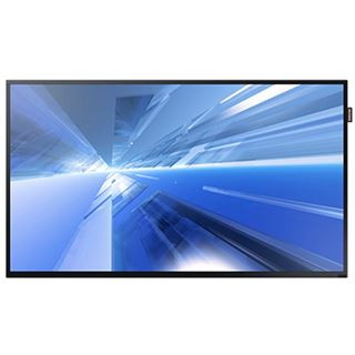 "40"" (101,60cm) Samsung Smart Signage DM40E schwarz 1920x1080 1xDP / 1xDVI / 2xHDMI 1.3 / 1xVGA"