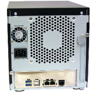 Tandberg Data Snapserver XSD 40 4-BAY Desktop