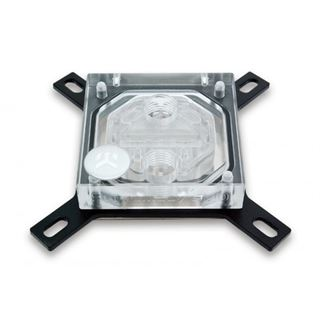 EK Water Blocks EK-Supremacy Acrylglas / Nickel CPU Kühler