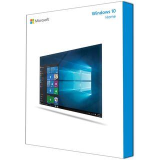 Microsoft Windows Home 10 32Bit DSP Französisch DVD