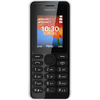 Nokia 108 Dual Sim weiß
