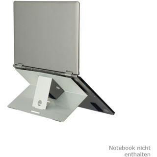 R-GO Tools Riser Attachable Laptopständer silber