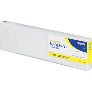 Epson SJIC26P(Y) gelb