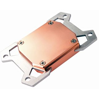 Watercool Heatkiller IV Pro AMD Kupfer Edelstahl / Kupfer CPU Kühler
