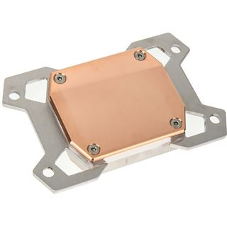 Watercool Heatkiller IV Basic AMD Acryl Acryl / Edelstahl / Kupfer CPU Kühler