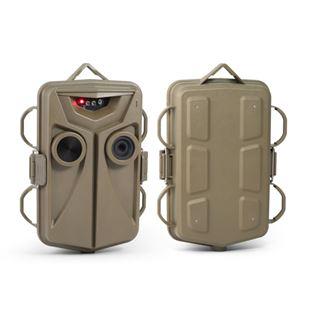 Technaxx Wild Cam TX-44 Überwachung für Innen/Außen braun