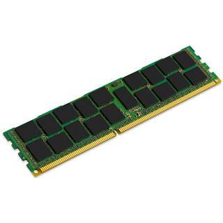 8GB Kingston ValueRAM Dual Rank DDR3-1600 regECC DIMM CL11 Single