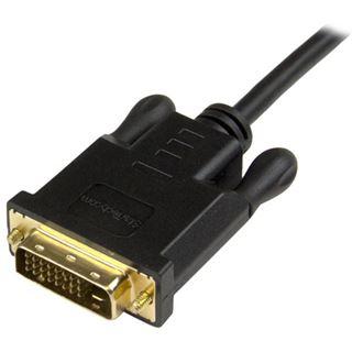 Startech Adapter für Displayport zu DVI (DP2DVI2MM3)