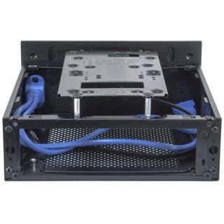 Chieftec Compact IX-05B Mini-ITX 90 Watt schwarz