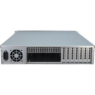 Inter-Tech IPC Server Case 2U-2129-N