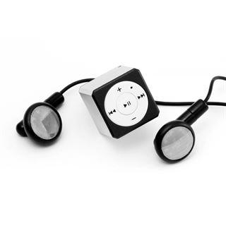 Technaxx MusicMan Mini MP3-Player TX-52 silber