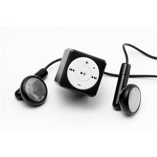 Technaxx MusicMan Mini MP3-Player TX-52 schwarz
