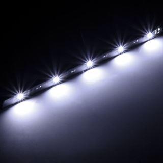 Xigmatek Xi-Ray LED-Band 2x 15cm weiß