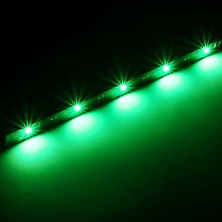 Xigmatek Xi-Ray LED-Band 2x 15cm grün