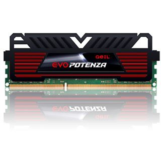4GB GeIL EVO Potenza bulk DDR3-1600 DIMM CL9 Single