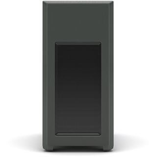 Phanteks Enthoo Pro M mit Sichtfenster Midi Tower ohne Netzteil gruen