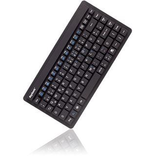 KeySonic KSK-50301IN USB Deutsch schwarz (kabelgebunden)