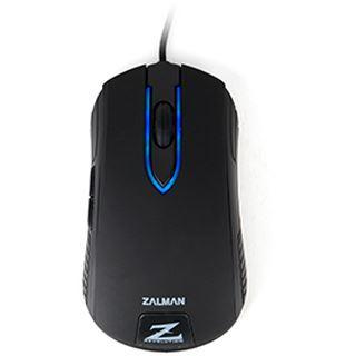 Zalman ZM-M201R USB schwarz (kabelgebunden)