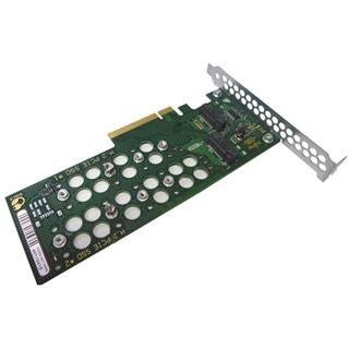 Fujitsu Carrier für M.2 zu PCIe x8 (D3352-A GS1)