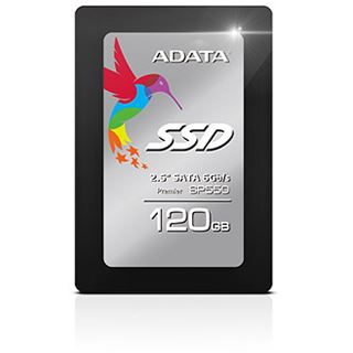 "120GB ADATA Premier SP550 2.5"" (6.4cm) SATA 6Gb/s TLC Toggle (ASP550SS3-120GM-C)"