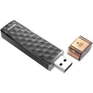 16 GB SanDisk Connect Wireless Stick schwarz USB 2.0 und WLAN