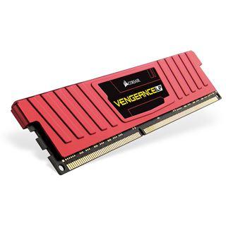 8GB Corsair Vengeance LP rot DDR3L-1600 DIMM CL9 Single