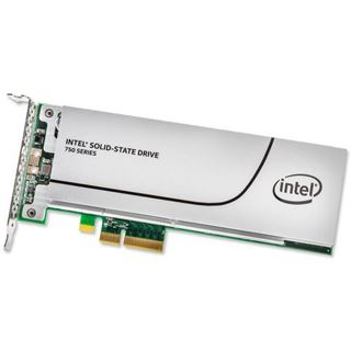 800GB Intel 750 Series Add-In PCIe 3.0 x4 32Gb/s MLC (SSDPEDMW800G4X1)