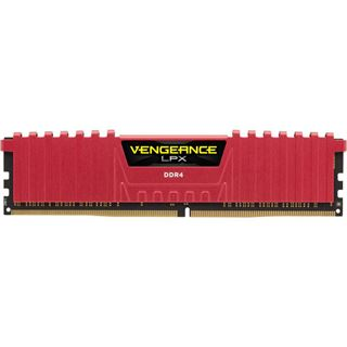 16GB Corsair Vengeance LPX rot DDR4-2400 DIMM CL14 Dual Kit