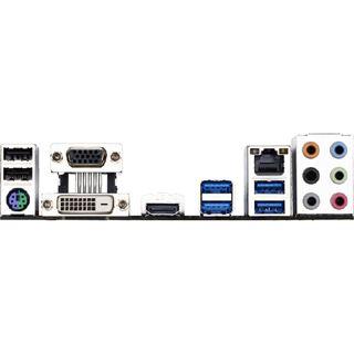 Gigabyte GA-B150M-D3H Intel B150 So.1151 Dual Channel DDR mATX Retail
