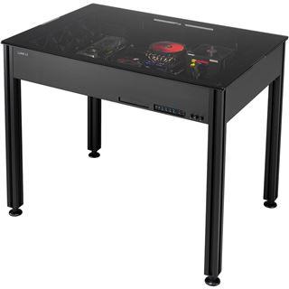 Lian Li DK-Q2X Tischgehäuse ohne Netzteil schwarz
