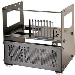 Lian Li T80-2B Lüfter- und Laufwerksblende für T80 schwarz