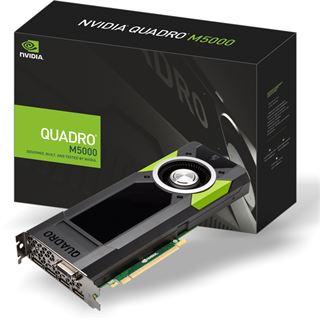 8GB PNY Quadro M5000 Aktiv PCIe 3.0 x16 (Retail)