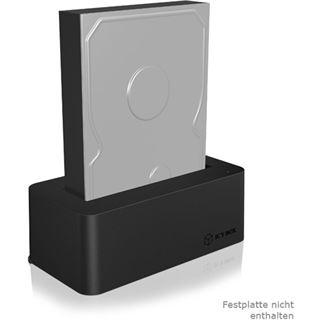 """ICY BOX Dockingstation für 2.5"""" und 3.5"""" Festplatten (IB-112STU3-B)"""
