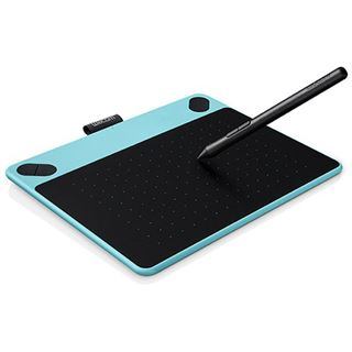 Wacom Intuos Comic S 152x95 mm USB blau