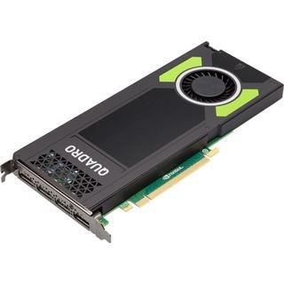8GB PNY Quadro M4000 Aktiv PCIe 3.0 x16 (Bulk)